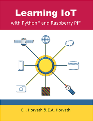 Learning IoT with Python and Raspberry Pi Book Cover